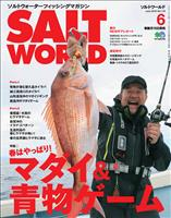SALT WORLD 2016年6月号 Vol.118
