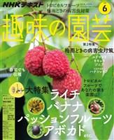 NHK 趣味の園芸  2019年6月号