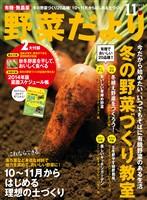 野菜だより 2013年11月号