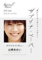サブリナ・ペーパー 2013.07 vol.013