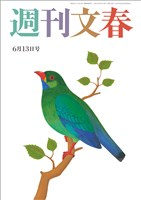 週刊文春 6月13日号