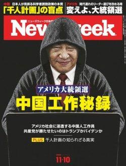 ニューズウィーク日本版 2020年11/10号